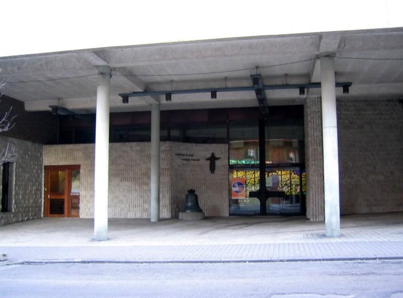 photo de Charleroi ~ Sacré-Cœur (Chapelle des Jésuites)